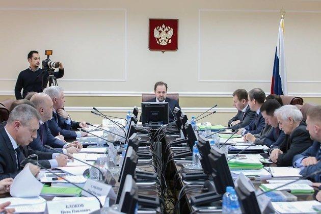 Сергей Донской и главы субьектов СФО