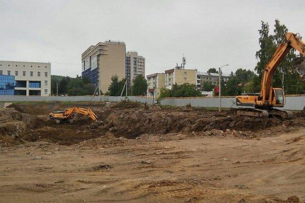 ВИркутске приступили кстроительству школы №19