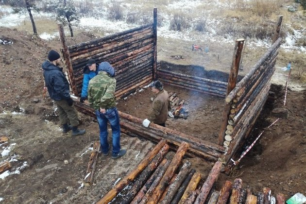 Подготовка площадки к реконструкции