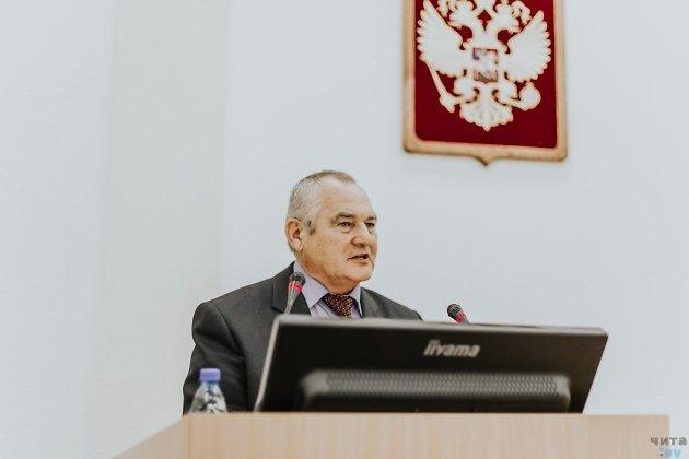 Юрий Гайдук, руководитель фракции КПРФ в заксобрании Забайкалья