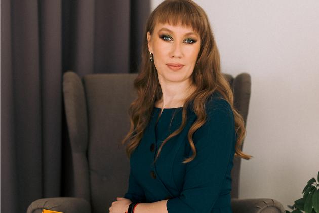 сексолог Ольга Воложанина