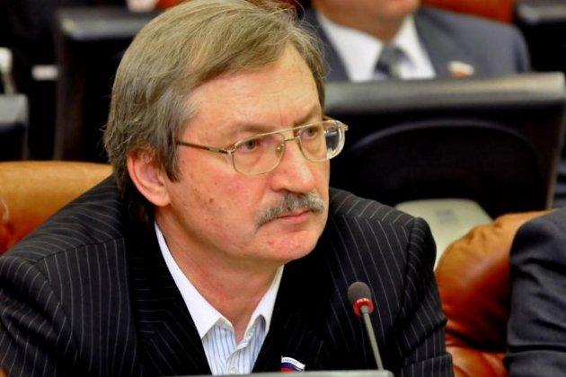 Депутат заксобрания Иркутской области Олег Тюменев