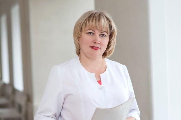 Кандидат в гордуму Читы Ольга Серебрякова