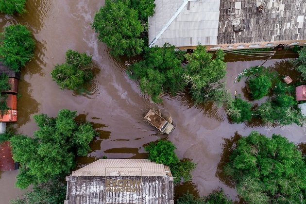 Наводнение в Чите, 2018 год