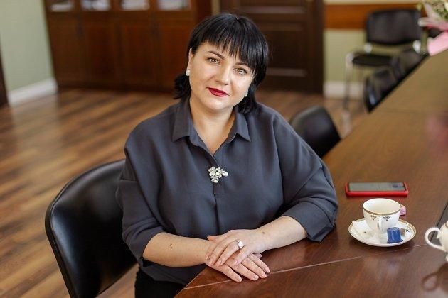 Исполняющая обязанности министра здравоохранения Забайкалья Оксана Немакина