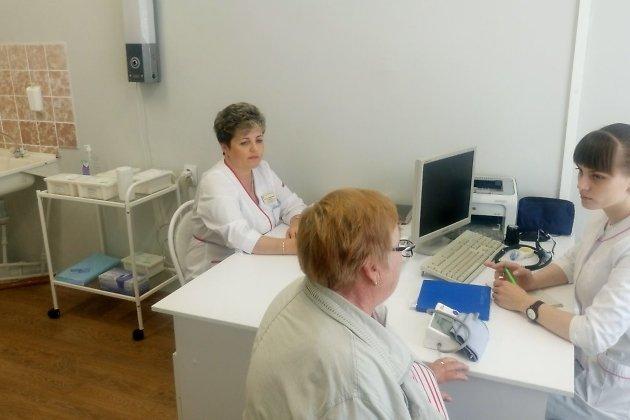 Бывшая медсанчасть «Саянскхимпласта» возобновила прием пациентов
