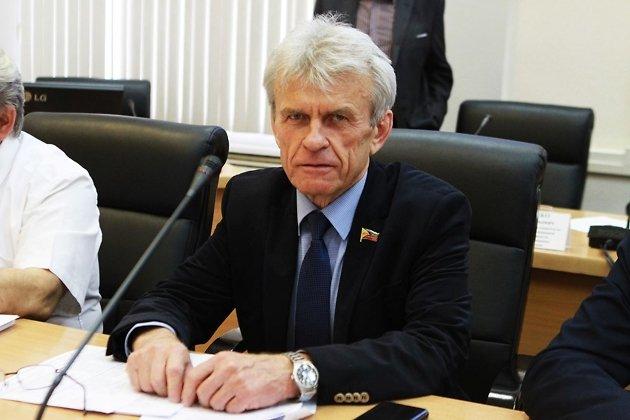 Николай Сыроватка