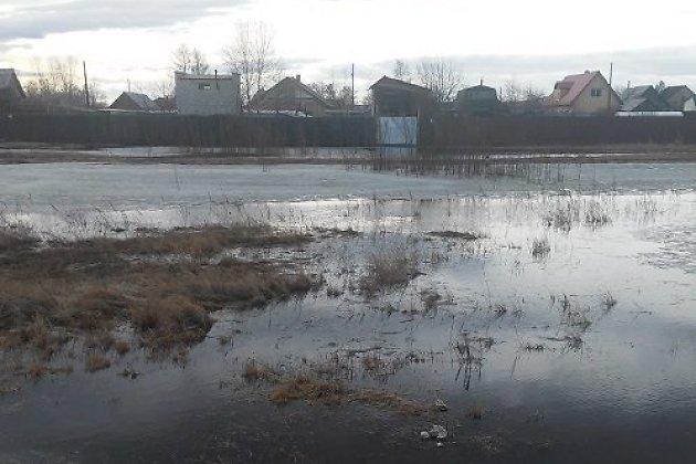 ВЗабайкальском крае из-за обильных осадков затопило деревню, люди эвакуированы