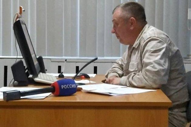 Заседание оперштаба по ликвидации наводнения