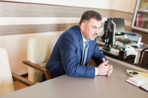 Директор ЗабИЖТа, кандидат экономических наук, депутат Евгений Ярилов