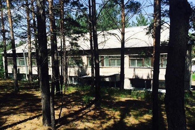 корпус больницы восстановительного лечения в Первомайске