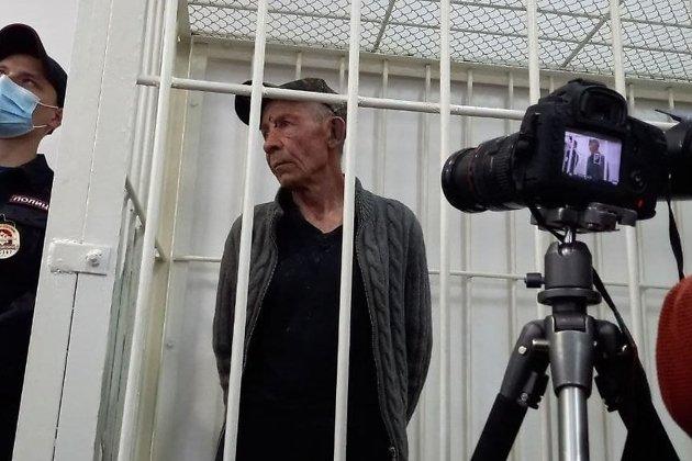 Обвиняемый Николай Макаров