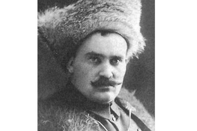 Григорий Семёнов