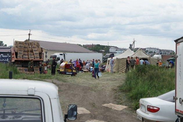 Гуманитарная помощь БрАЗ