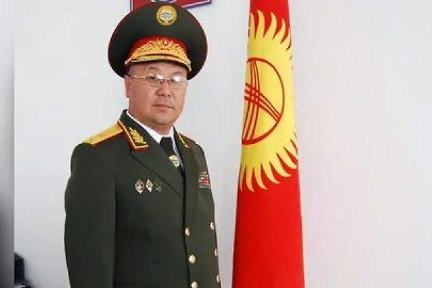 Рыскелди Мусаев