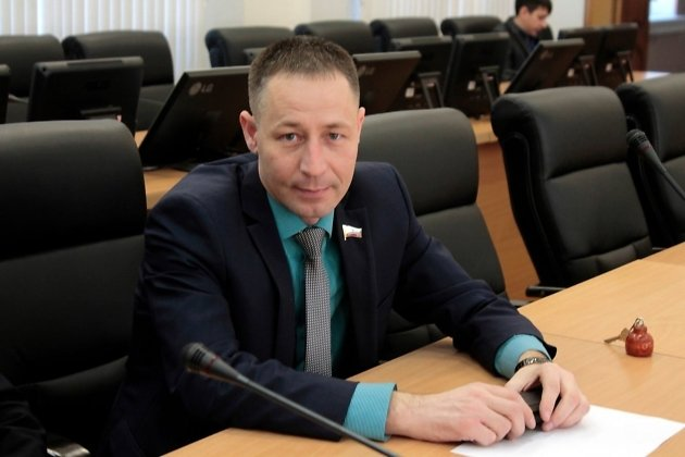 Георгий Шилин, лидер фракции ЛДПР в заксобрании Забайкалья