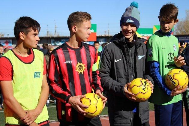 Футбол в Чите