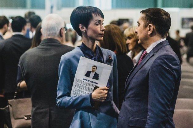 Супруга мэра Иркутска Майя Алексеева и Игорь Наумкин