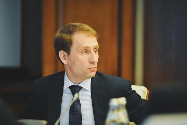 Глава Минвостокразвития России Александр Козлов