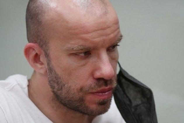 Кирилл Доронин в зале суда