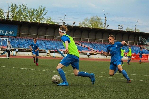 Матч в рамках турнира «Городской объединённой лиги – ГОЛ»
