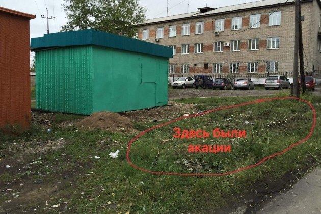 Могоча, улица Садовая