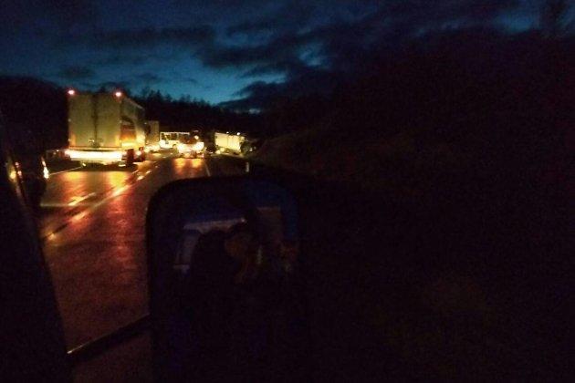 Рейсовый автобус столкнулся с фургоном вЗабайкалье: один человек умер