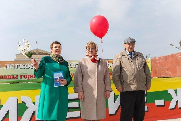Зоя Прохорова, Наталья Жданова, Анатолий Михалёв