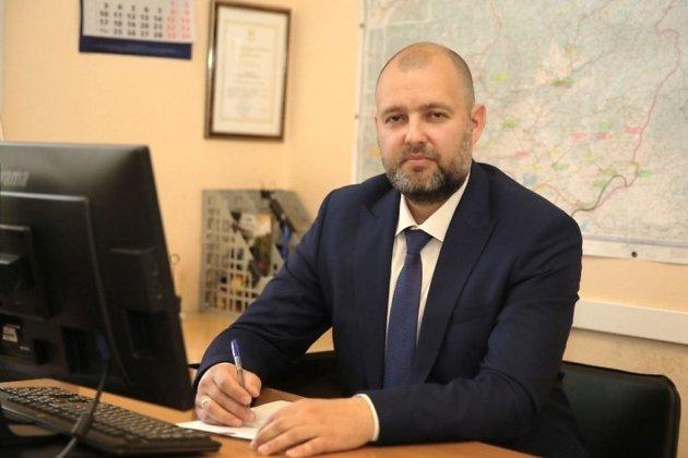 Министр ЖКХ, энергетики, цифровизации и связи Забайкальского края Илья Золотухин