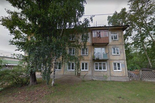 Панельный дом 335-й серии на улице Восточной, 23 в Ангарске