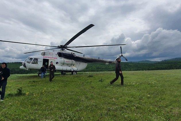 Осипов посетит затопленные районы Забайкалья