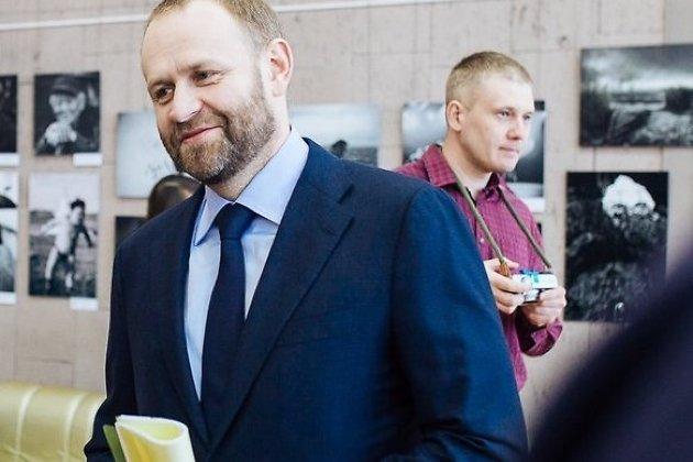 Руководитель группы компаний «Мангазея Золото» Сергей Янчуков