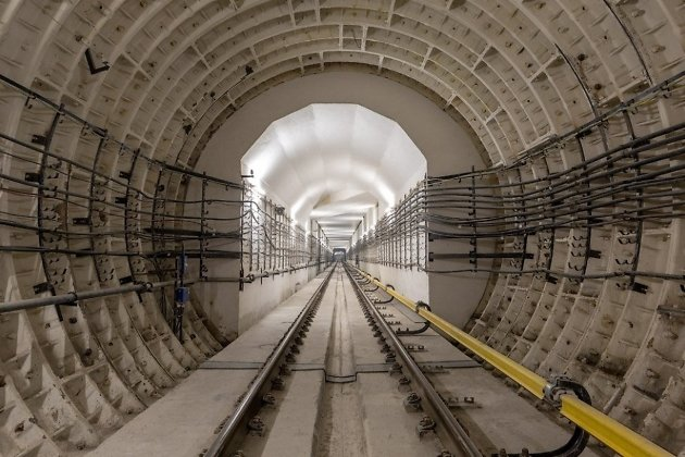 Новый Байкальский тоннель запустили на Байкало-Амурской магистрали