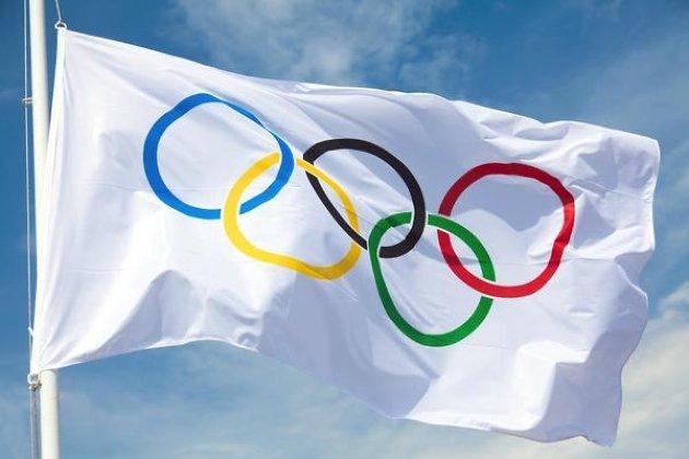 Флаг олимпийского движения
