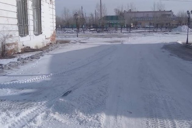 площадь Борцов Революции