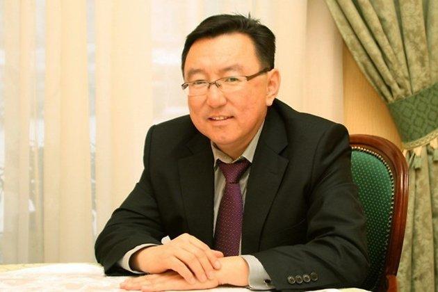 Иринчей Матханов