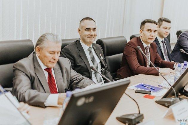 Евгений Тарелкин прошёл по списку в заксобрание от партии «Единая Россия»