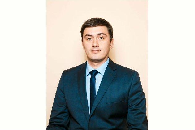 Новый ректор ЧГМА Дмитрий Зайцев