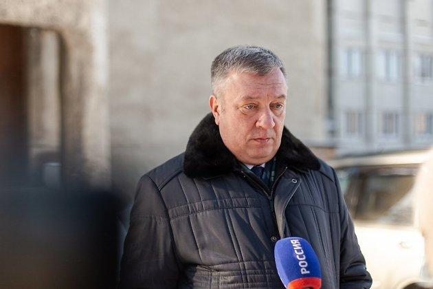 Вице-премьер правительства Забайкальского края Андрей Гурулёв
