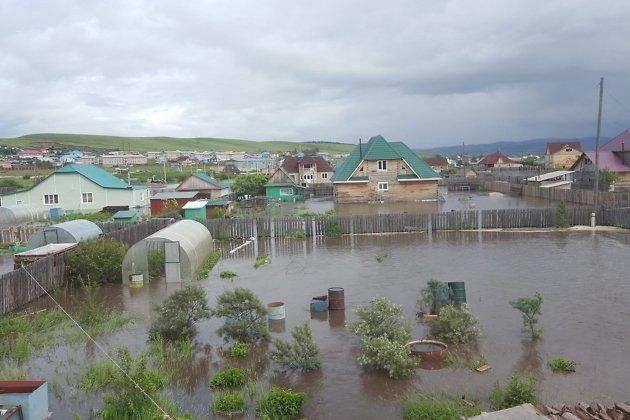 Затопленная Шилка