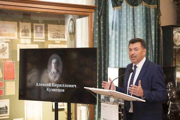 Глава читинской гордумы Евгений Ярилов