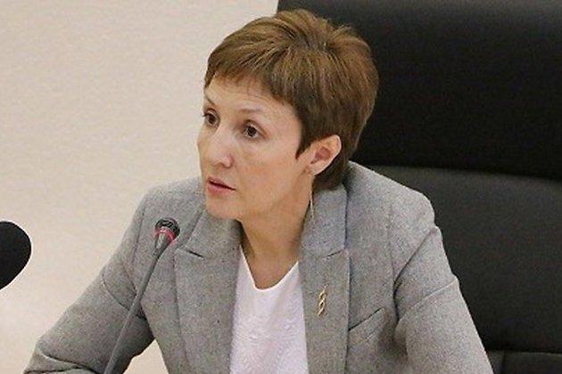 Министр финансов Забайкальского края Марина Кириллова