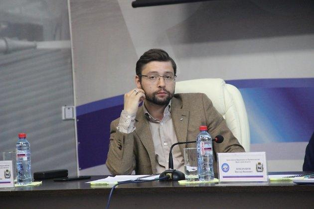 Председатель регионального отделения организации малого и среднего бизнеса «Опора России» Александр Якубовский