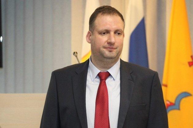 Бывший заместитель руководителя администрации Читы Александр Ященко.