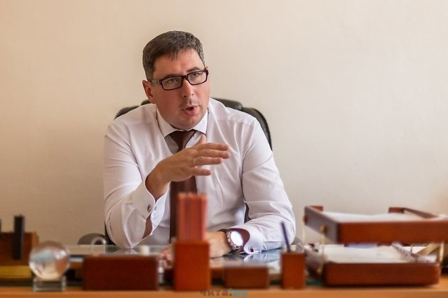 Павел Фадеев, главврач краевого фтизиопульмонологического центра