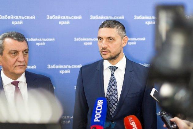 Сергей Меняйло, Александр Осипов
