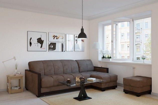 салон Hilding Anders в чите презентовал новый угловой диван с