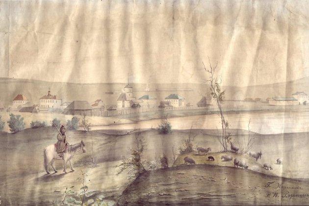 Картина Прокопия Рязанцева