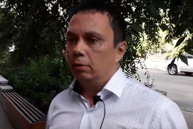 Кандидат в гордуму Читы Аркадий Кочкунов