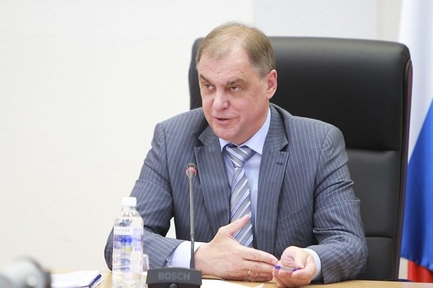 Александр Скачков, начальник ЗабЖД